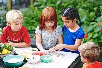 6 healthy after-school snacks