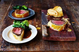 How to make perfect beef Wellington