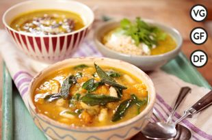 Epic vegetarian ideas for winter
