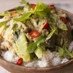 thai green curry chicken recipes