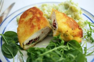 Ultimate Chicken Kiev