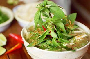 Vietnamese 'Pho Ga' Chicken Noodle Soup