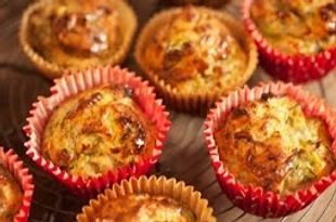 Easy Breakfast Muffins