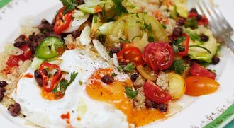 Healthy South American brunch: Jamie Oliver