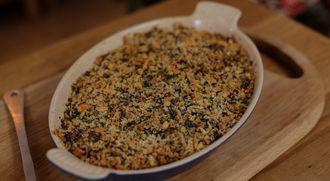 Brilliant brussel sprouts: Gennaro Contaldo