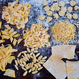 Become a pasta master at the Jamie Oliver Cookery School