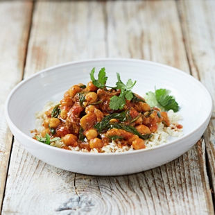 This lamb curry is the perfect Friday fakeaway