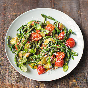Spinach pici pasta – homemade pasta, packed with nutritious greens