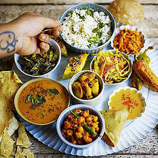 Make an epic curry at the Jamie Oliver Cookery School