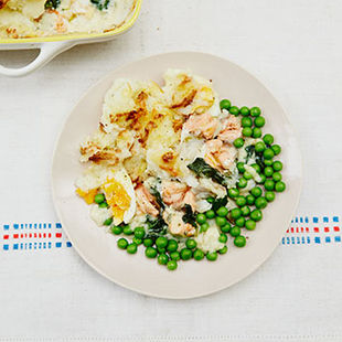 A fuss-free fish pie the whole family can enjoy