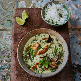 Thai green curry: Friday night fakeaway