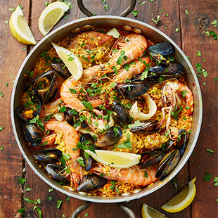 Get a taste of Spain at the Jamie Oliver Cookery School – book now!