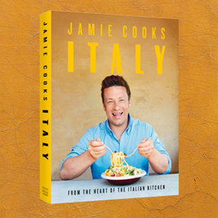 Jamie Cooks Italy – buy your copy today!