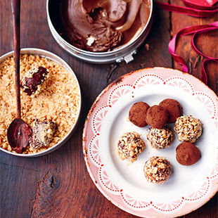 We're choc-a-block at the Jamie Oliver Cookery School – book now!