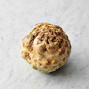 Celeriac – it might look like a brain, but it's what's inside that counts