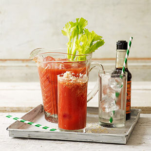 It's Friday! Celebrate with a bloody Mary