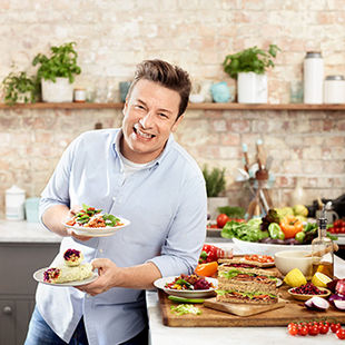 Discover the new Jamie Oliver deli by Shell