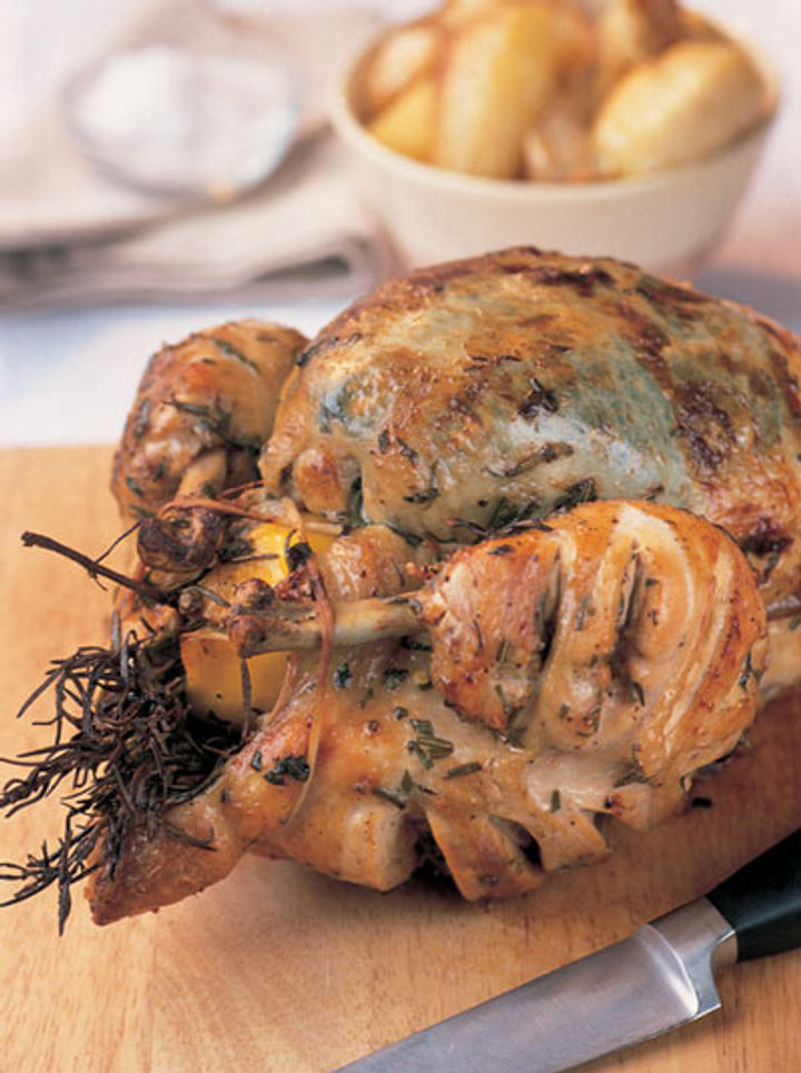 Jamie Oliver Roast chicken recipe