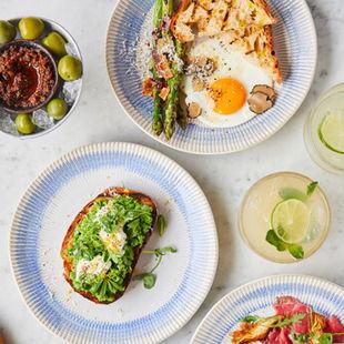 Explore the new menu at Jamie's Italian