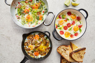 Egg recipes for every occasion