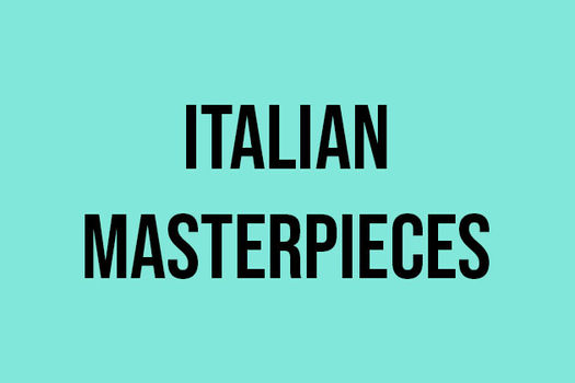 Italian masterpieces quiz text