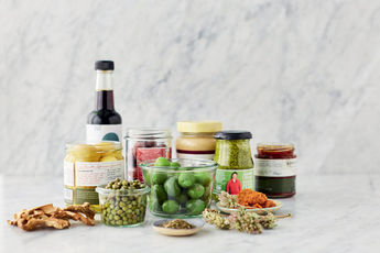Store cupboard heroes: maximising flavour