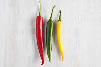 Store cupboard heroes: 4 ways with chillies