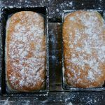 Loaves of bread made using a basic bread recipe