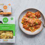 Jamie Oliver fresh pasta range