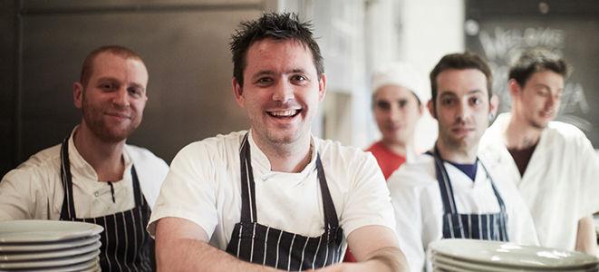 chefs for Jamie Oliver restaurants