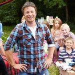 Jamie Oliver - cooking with kids festival
