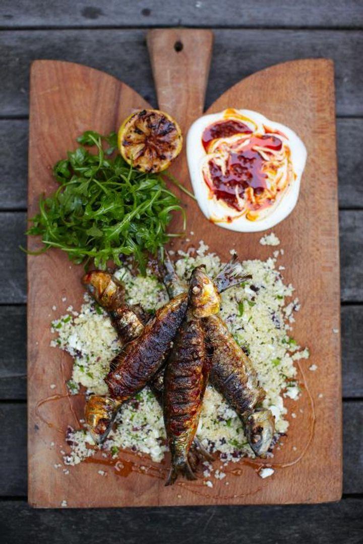 harissa sardines jamie oliver