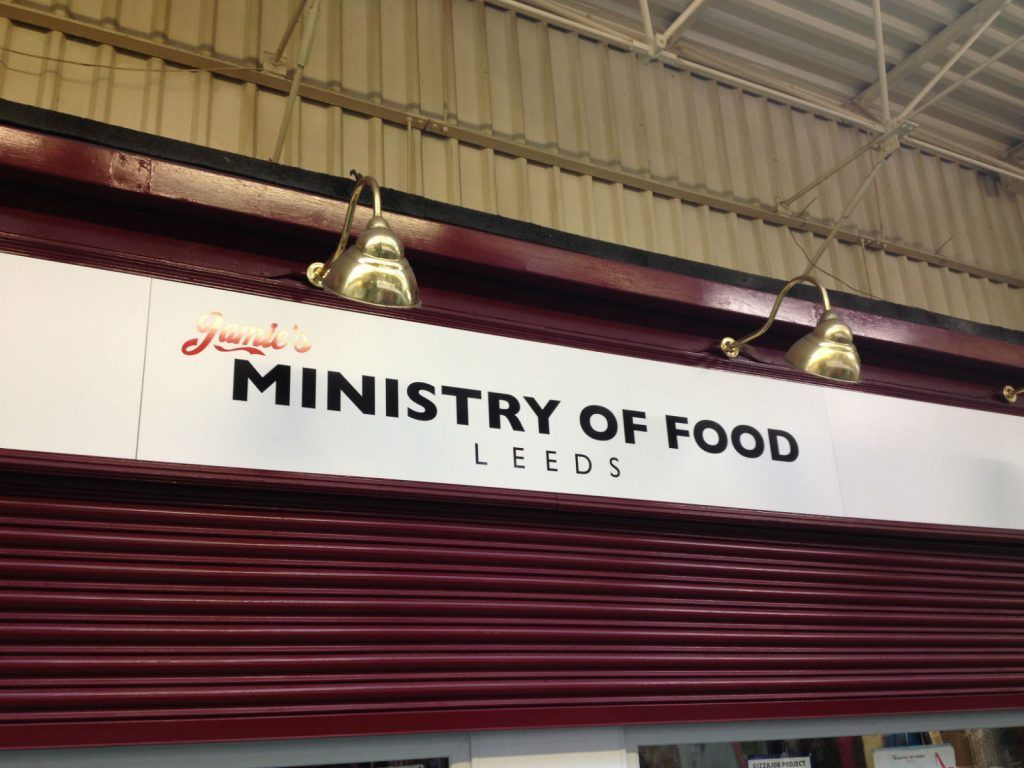 ministry of food in leeds
