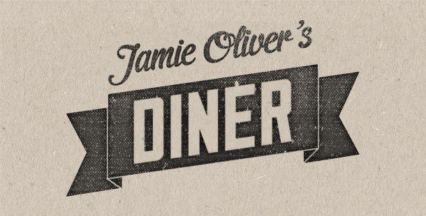 jamie oliver diner banner