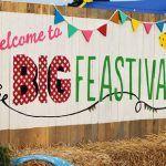 big feastival banner