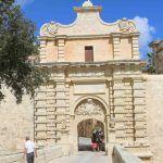 malta landscape image