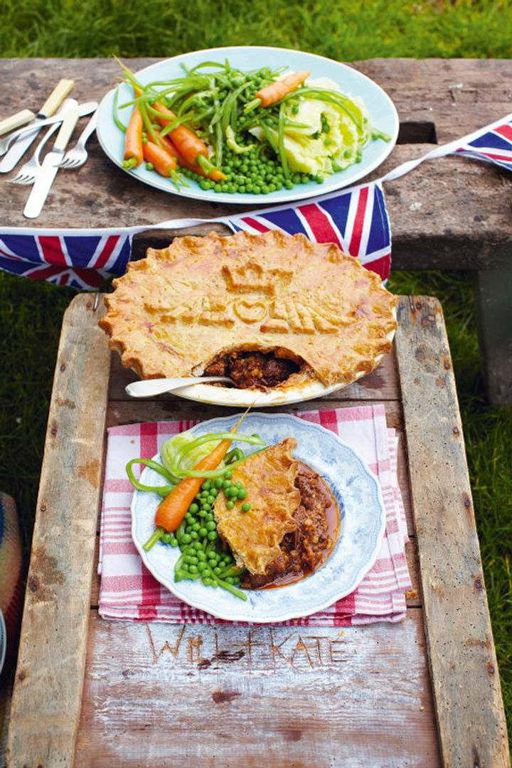 kate and wills pie