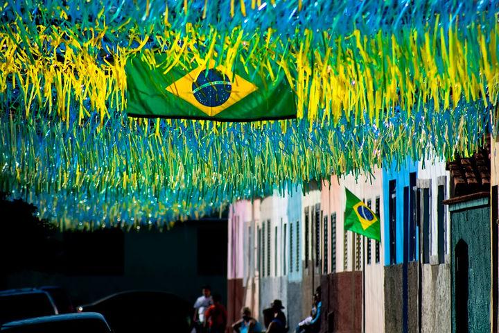 brazil streets football