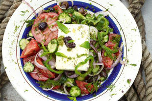 Is the Greek diet the healthiest in the world?