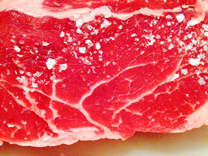marbled-steak