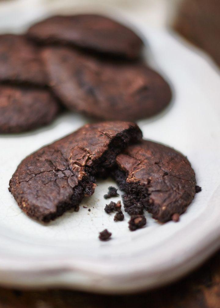 avocado cookies