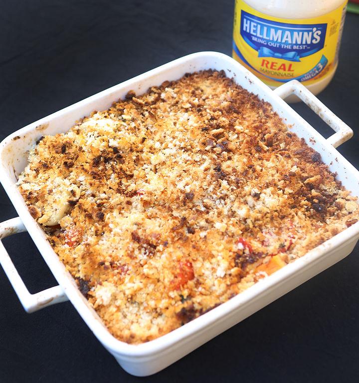 hellmann's casserole