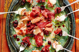 Jamie's delicious New Year party food ideas