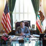 water - Jamie in president office