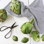 How to use artichokes - artichokes with scissors