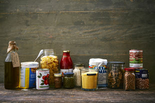 Store cupboard essentials: Italian ingredients