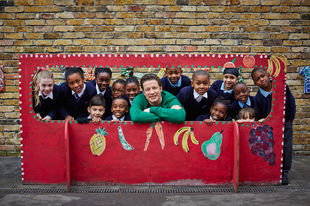 How schools can join Food Revolution Day 2015