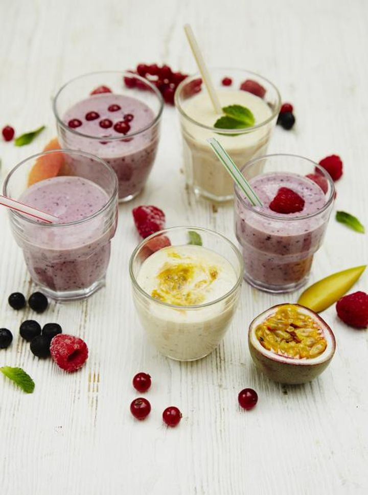 Jools' favourite smoothies