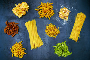 The ultimate guide to pasta shapes