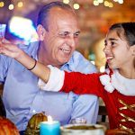 gennaro contaldo at christmas with family